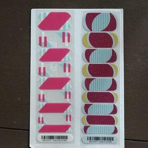 Jamberry Makeup - Jamberry Nail Wrap-Mixed Mani